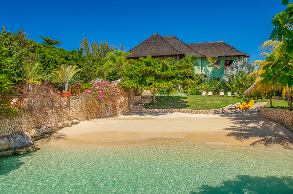 Beach at Villa VL WWB (Whispering Waters on the Beach) at Jamaica, Discovery Bay, Family-Friendly Villa, Pool, 7 Bedrooms, 7 Bathrooms, WiFi, WIMCO Villas