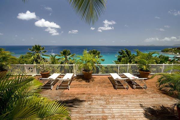 Terrace at Villa MV TOR (Tortuga) at Mustique, Hillside, Family-Friendly Villa, Pool, 5 Bedrooms, 5 Bathrooms, WiFi, WIMCO Villas