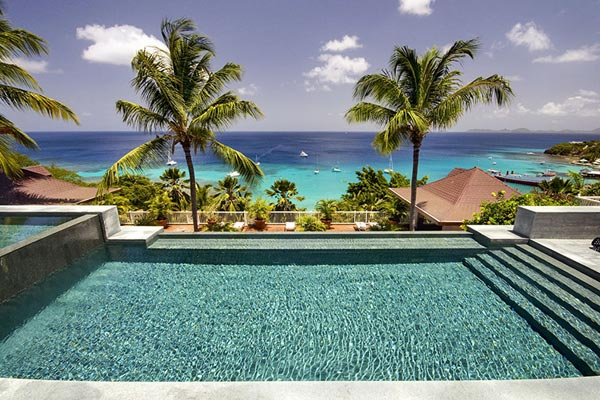 The view from Villa MV TOR (Tortuga) at Mustique, Hillside, Family-Friendly Villa, Pool, 5 Bedrooms, 5 Bathrooms, WiFi, WIMCO Villas