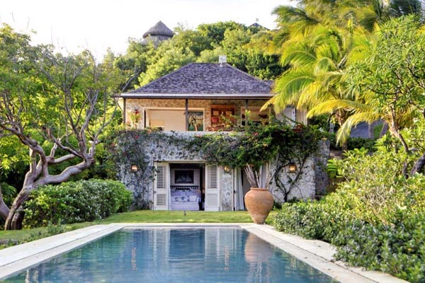 Exterior of Villa MV YEM (Yemanja) at Mustique, Hillside, Family-Friendly Villa, Pool, 8 Bedrooms, 8 Bathrooms, WiFi, WIMCO Villas