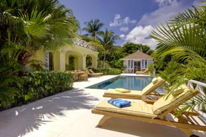 Villa MV YEL, Mustique, Hillside, 3 bedrooms, 3 bathrooms, WiFi, WIMCO Villas