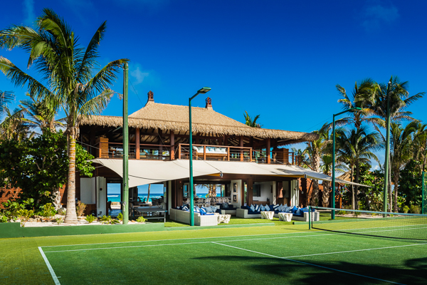 Exterior of WIMCO Villa NEC GRH (Great House at Necker Island) at Necker Island, Necker