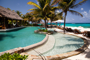 WIMCO Villas, Necker Island, Necker Island, Villa Pool, Book now with WIMCO Villas