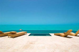 Incredible Pool, Turks and Caicos, IE BAL, WIMCO Villas