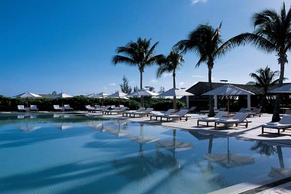 WIMCO Villas, Parrot Cay Resort & Spa, Turks & Caicos Island, Villa Pool, Book now with WIMCO Villas
