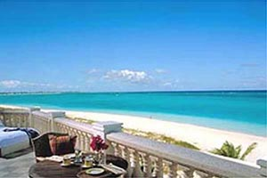 WIMCO Villas, Point Grace, Turks & Caicos Island, View from Villa, Book now with WIMCO Villas