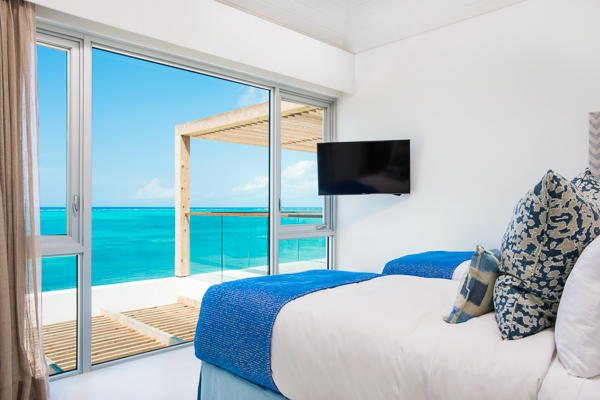 Villa TC BEB5 (Beach Enclave 5 BR Beachfront) at Turks & Caicos, Babalua Beach, Family-Friendly Villa, Pool, 5 Bedrooms, 5 Bathrooms, WiFi, WIMCO Villas