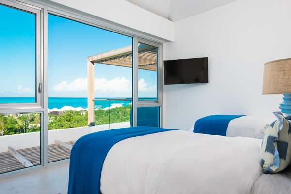 WIMCO Villa TC BEO5 (Beach Enclave North Shore 5BR Ocean View) at Babalua Beach, Turks & Caicos