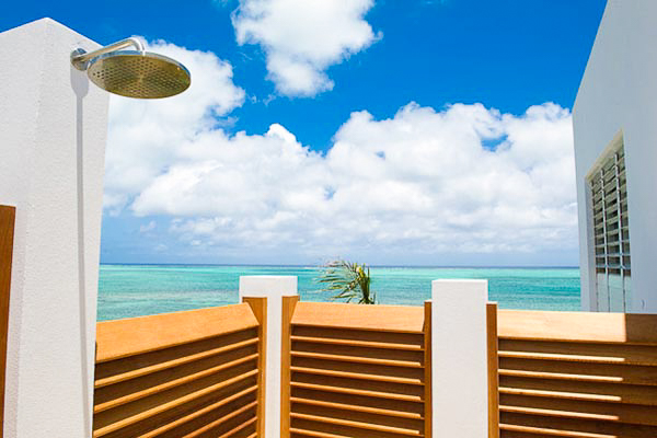 The view from Villa TC MOT (Mothers House) at Turks & Caicos, Grace Bay/Beachside, Family-Friendly Villa, Pool, 5 Bedrooms, 7 Bathrooms, WiFi, WIMCO Villas