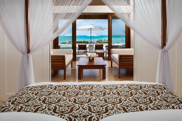 Villa TC PCBH (Beach House at Parrot Cay) at Turks & Caicos, Parrot Cay, Family-Friendly Villa, Pool, 2 Bedrooms, 2 Bathrooms, WiFi, WIMCO Villas