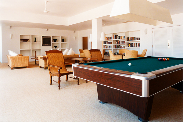 Game Room at Villa TC PCRP (Rocky Point at Parrot Cay) at Turks & Caicos, Parrot Cay, Family-Friendly Villa, Pool, 3 Bedrooms, 3 Bathrooms, WiFi, WIMCO Villas