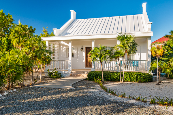 Exterior of Villa TNC NUT (Nutmeg Cottage) at Turks & Caicos, Grace Bay/Beachside, Pool, 1 Bedrooms, 1 Bathrooms, WiFi, WIMCO Villas