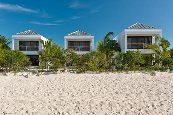 Exterior of Villa TNC WED (Water Edge - The Cottages at Grace Bay) at Turks & Caicos, Grace Bay/Beachside, Pool, 1 Bedrooms, 2 Bathrooms, WiFi, WIMCO Villas