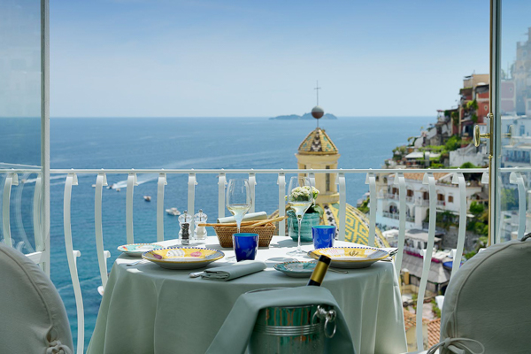 WIMCO Villas, Le Sirenuse, Positano, Book now with WIMCO Villas