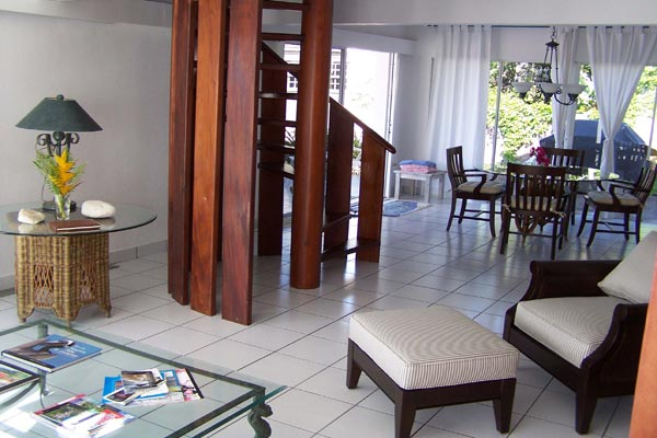 Interior of Villa WMB CAR (Carolina Cottage) at Saba, Troy Hill, Pool, 2 Bedrooms, 2 Bathrooms, WiFi, WIMCO Villas