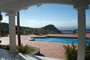 Villa WMB CAR, Saba, Troy Hill, 2 bedrooms, 2 bathrooms, WiFi, WIMCO Villas