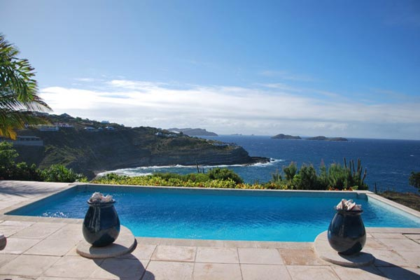 WIMCO Villa WV BEV, St Barths, Mont Jean, Family Friendly, 4 Bedrooms, 4 Bathrooms, Pool, Wifi