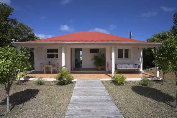 Exterior of Villa WV LED at St. Barthelemy, Colombier, Family-Friendly Villa, Pool, 3 Bedrooms, 3 Bathrooms, WiFi, WIMCO Villas