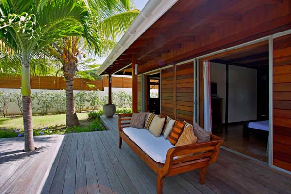 Sitting Room at Villa WV MAK at St. Barthelemy, St. Jean, Pool, 2 Bedrooms, 2 Bathrooms, WiFi, WIMCO Villas