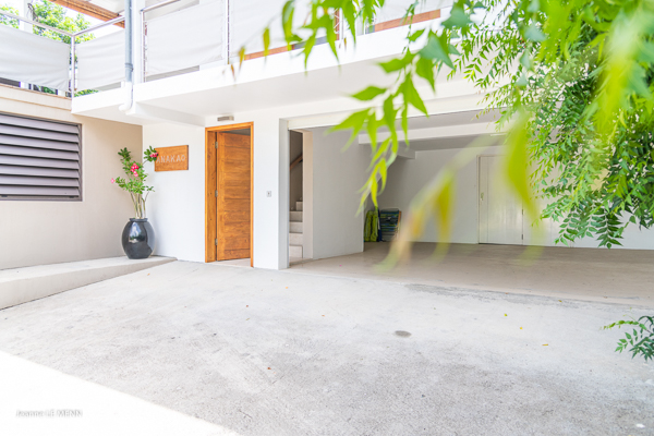 Exterior of Villa WV MBL (Anakao) at St. Barthelemy, St. Jean, Family-Friendly Villa, Pool, 2 Bedrooms, 2 Bathrooms, WiFi, WIMCO Villas
