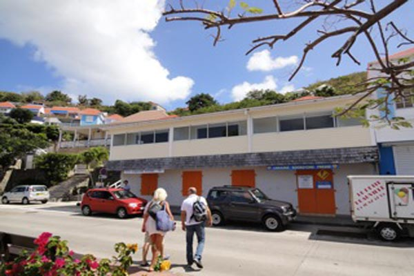 Exterior of Villa WV OSS at St. Barthelemy, Gustavia, Family-Friendly Villa, 2 Bedrooms, 2 Bathrooms, WiFi, WIMCO Villas