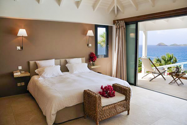 Villa WV ABT (Jali) at St. Barthelemy, Anse des Cayes, Family-Friendly Villa, Pool, 3 Bedrooms, 3 Bathrooms, WiFi, WIMCO Villas