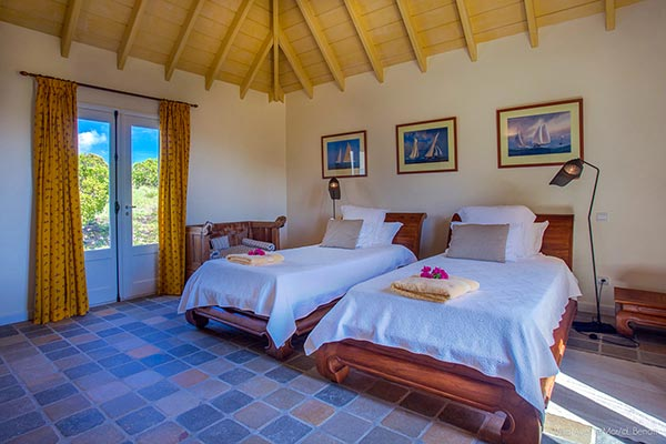 Villa WV AVE (Avel Armor) at St. Barthelemy, Mont Jean, Family-Friendly Villa, Pool, 3 Bedrooms, 3 Bathrooms, WiFi, WIMCO Villas