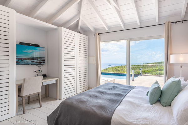Villa WV AVN (Avalon) at St. Barthelemy, Gouverneur, Family-Friendly Villa, Pool, 4 Bedrooms, 4 Bathrooms, WiFi, WIMCO Villas