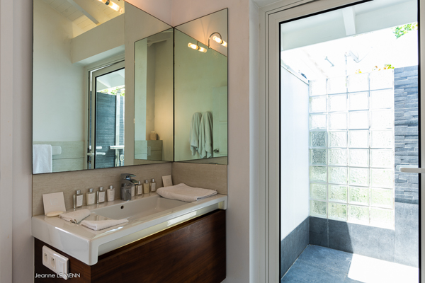 Bathroom at Villa WV AVN (Avalon) at St. Barthelemy, Gouverneur, Family-Friendly Villa, Pool, 4 Bedrooms, 4 Bathrooms, WiFi, WIMCO Villas