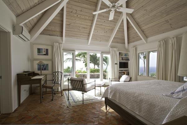 Villa WV BEV (Beverly) at St. Barthelemy, Mont Jean, Family-Friendly Villa, Pool, 4 Bedrooms, 4 Bathrooms, WiFi, WIMCO Villas