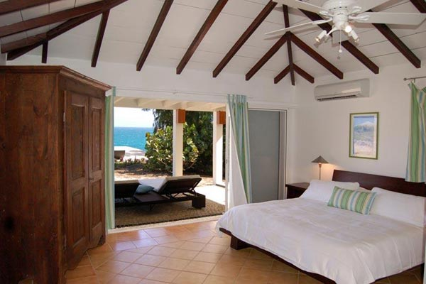 Villa WV CBR (Caribbean Breeze) at St. Barthelemy, Anse des Cayes, Family-Friendly Villa, Pool, 3 Bedrooms, 4 Bathrooms, WiFi, WIMCO Villas