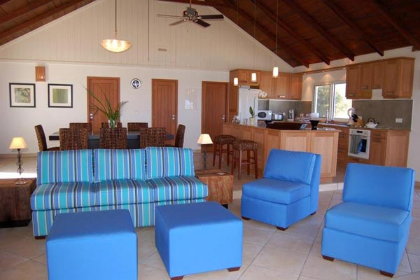 Living Room at Villa WV CBR (Caribbean Breeze) at St. Barthelemy, Anse des Cayes, Family-Friendly Villa, Pool, 3 Bedrooms, 4 Bathrooms, WiFi, WIMCO Villas