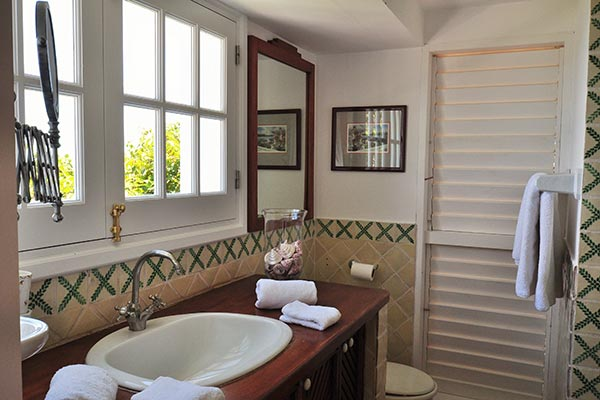 Bathroom at Villa WV CHO at St. Barthelemy, Vitet, Family-Friendly Villa, Pool, 3 Bedrooms, 3 Bathrooms, WiFi, WIMCO Villas