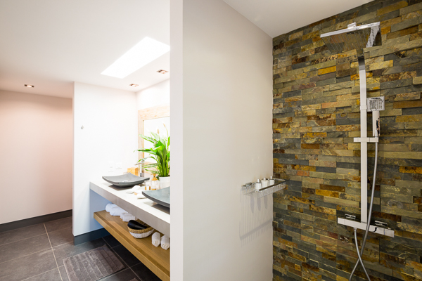 Bathroom at Villa WV CLM (Clementine) at St. Barthelemy, Vitet, Family-Friendly Villa, Pool, 3 Bedrooms, 4 Bathrooms, WiFi, WIMCO Villas