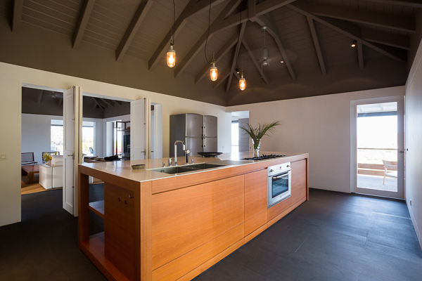 Kitchen at Villa WV COS (Cosmos) at St. Barthelemy, Mont Jean, Pool, 4 Bedrooms, 4 Bathrooms, WiFi, WIMCO Villas