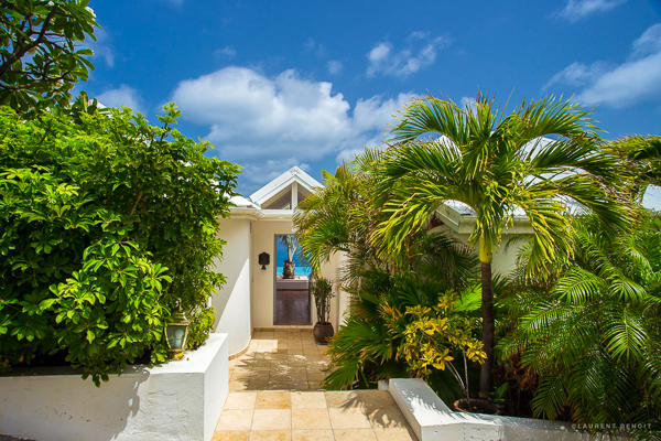 Exterior of Villa WV FRE (Fregate) at St. Barthelemy, Pointe Milou, Family-Friendly Villa, Pool, 4 Bedrooms, 5 Bathrooms, WiFi, WIMCO Villas