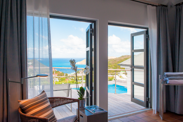 Villa WV LUM (Lumiere) at St. Barthelemy, Flamands, Pool, 2 Bedrooms, 3 Bathrooms, WiFi, WIMCO Villas