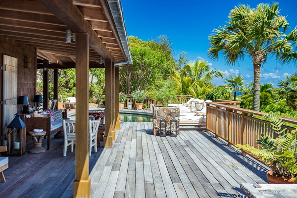 WIMCO Villa WV NAM, St. Barths, Vitet, 4 bedrooms, 4.5 bathrooms, pool, wifi