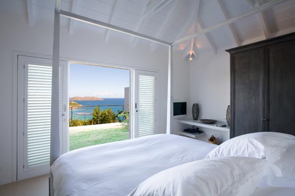 Villa WV RGR (Isabella) at St. Barthelemy, St. Jean, Family-Friendly Villa, Pool, 4 Bedrooms, 4 Bathrooms, WiFi, WIMCO Villas