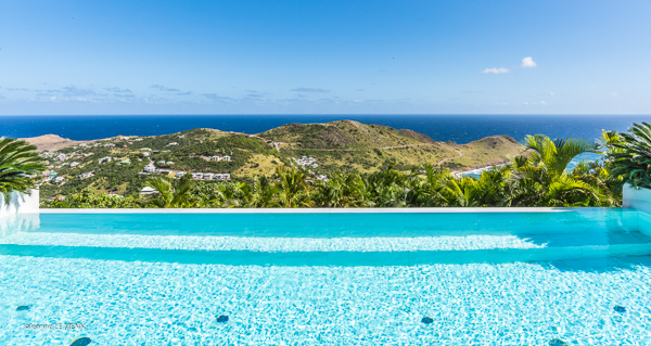 Villa Rose Dog St. Barths