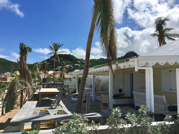 Exterior of Villa WV VMG (Ecoute Les Vagues) at St. Barthelemy, Flamands Beach, Family-Friendly Villa, Pool, 3 Bedrooms, 2 Bathrooms, WiFi, WIMCO Villas
