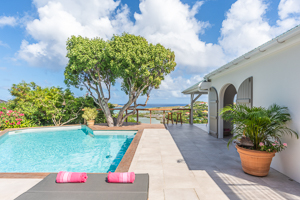 WIMCO Villas, Villa WV VEN, Grand Cul de Sac, St. Barthelemy, Pool, 1 Bedroom, 1 Bathroom, Villa Pool, WiFi
