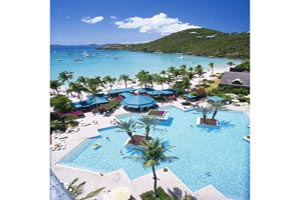 WIMCO Villas, The Westin Resort - St. John, St. John, View from Villa, Book now with WIMCO Villas