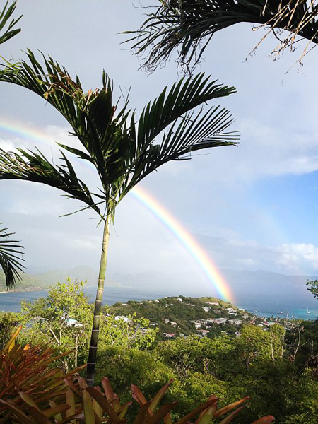 The view from Villa STT IND (Indochine) at St. Thomas, Charlotte Amalie, Family-Friendly Villa, Pool, 5 Bedrooms, 5 Bathrooms, WiFi, WIMCO Villas