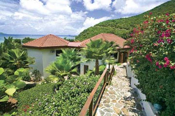 Exterior of Villa VG LOB (Loblolly) at Virgin Gorda, Walk/Mahoe Bay, Family-Friendly Villa, Pool, 6 Bedrooms, 6 Bathrooms, WiFi, WIMCO Villas