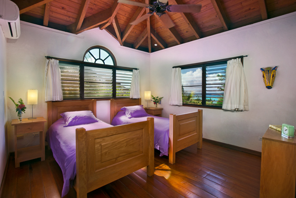 Villa VG BEL (Bellamare) at Virgin Gorda, Walk/Mahoe Bay, Family-Friendly Villa, Pool, 4 Bedrooms, 4 Bathrooms, WiFi, WIMCO Villas