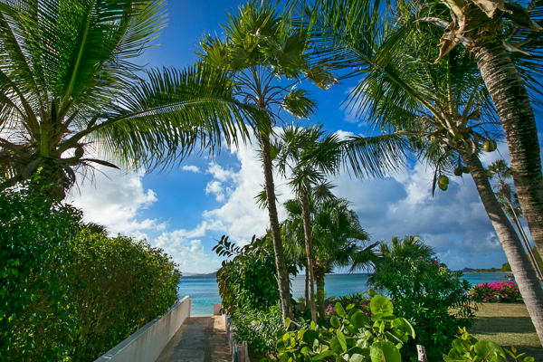The view from Villa VG BEL (Bellamare) at Virgin Gorda, Walk/Mahoe Bay, Family-Friendly Villa, Pool, 4 Bedrooms, 4 Bathrooms, WiFi, WIMCO Villas