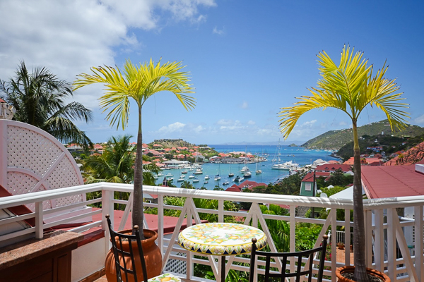 WIMCOsbh, Property for sale, WR CCB, Gustavia, 2 Bedroom, View from Villa
