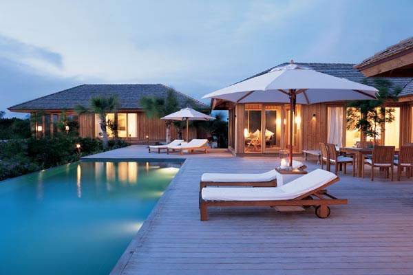 WIMCO Villas, Turks & Caicos Island Luxury Hotel, Parrot Cay Resort & Spa, Book a Hotel room now with WIMCO Villas.