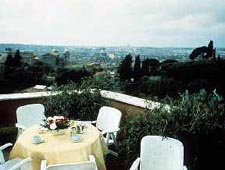 WIMCO Villas, Hotel Sofitel - Rome, Rome, View from Villa, Book now with WIMCO Villas